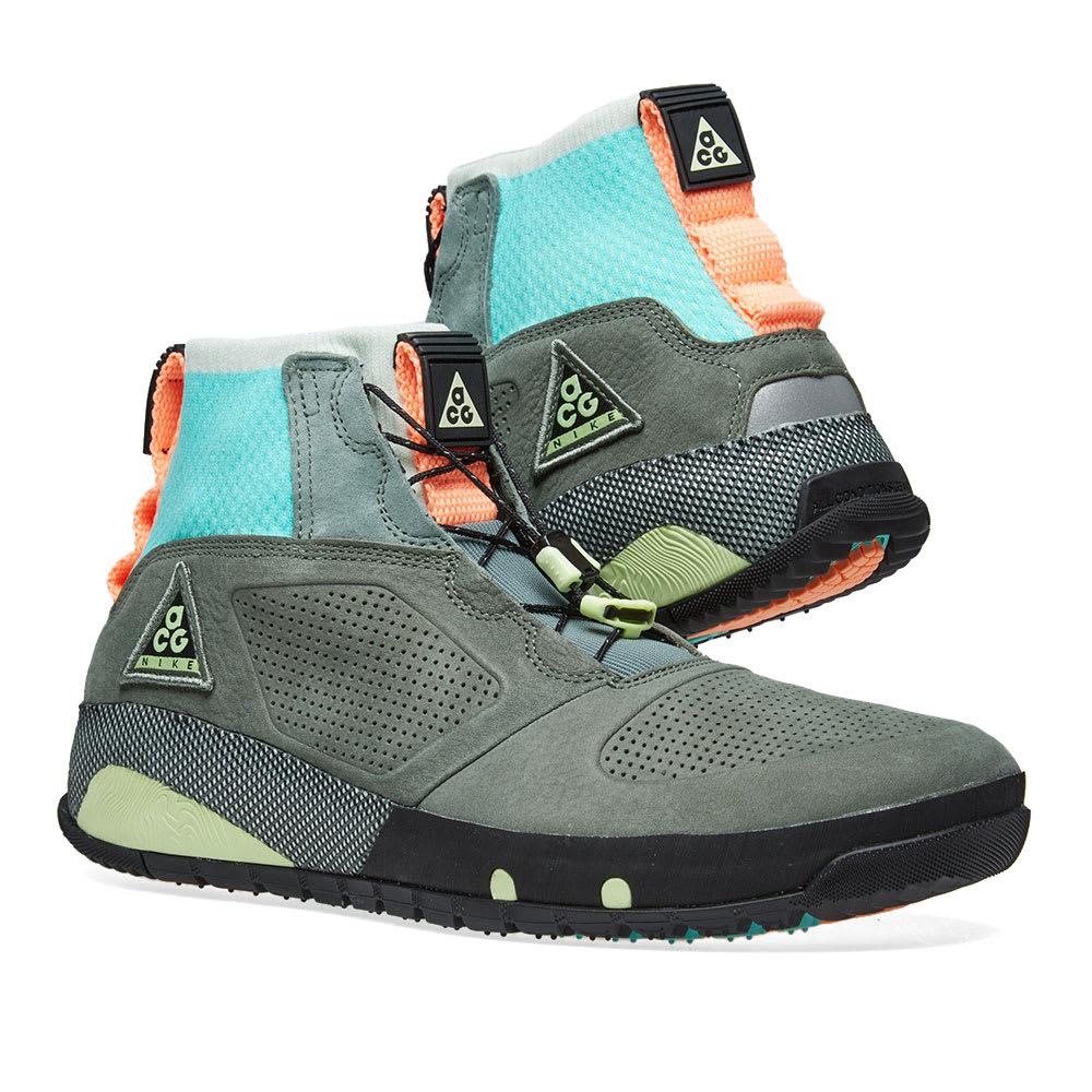 Nike ACG Ruckel Ridge Clay Green, Black