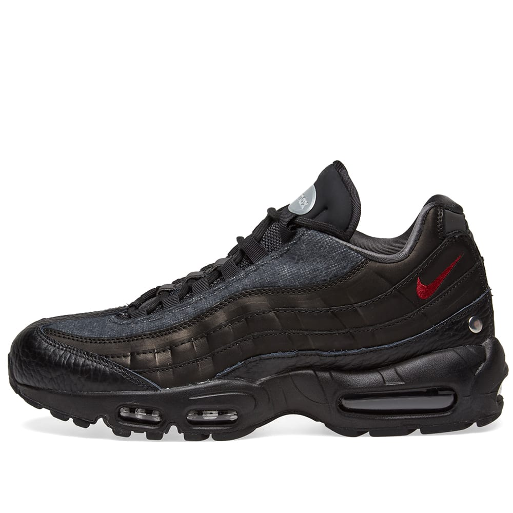 sale retailer d94ab c7d2a Nike Air Max 95 NRG Black, Red   Anthracite   END.