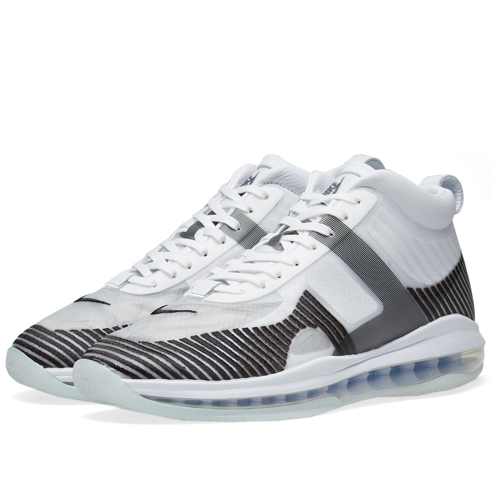 timeless design 043f3 f4034 Nike x John Elliot Lebron Icon White   Black   END.