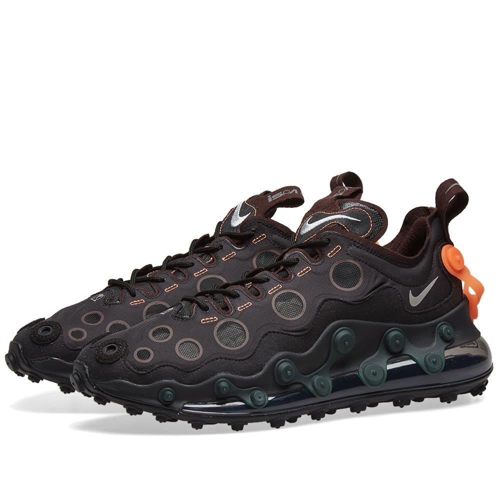 Nike Air Max 720 ISPA Black \u0026 Reflect