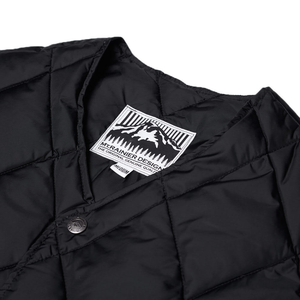 Vest Design Wind Insulated Down MtRainier Shed by76fg