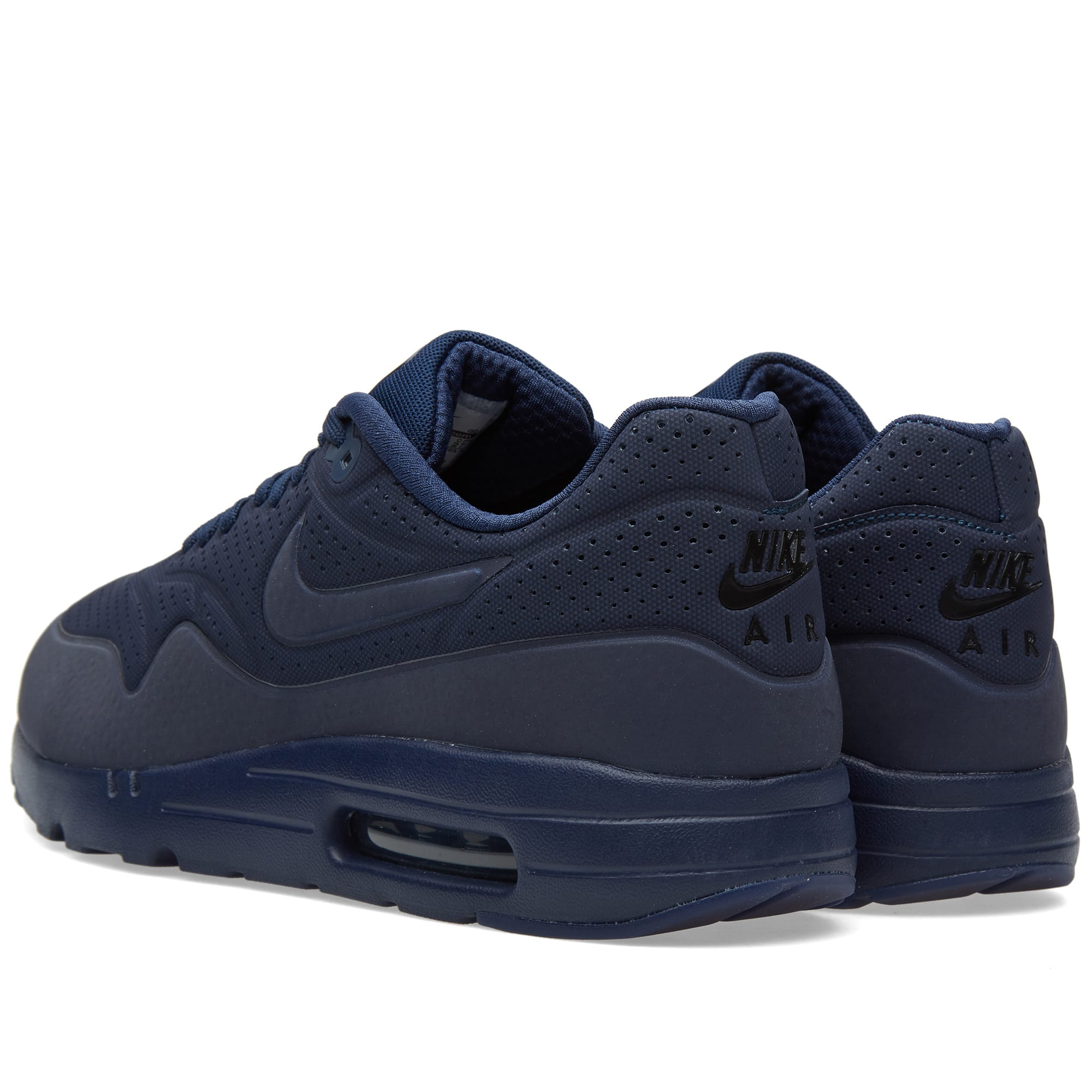 new styles e1d72 d803e Nike Air Max 1 Ultra Moire. Midnight Navy   Black