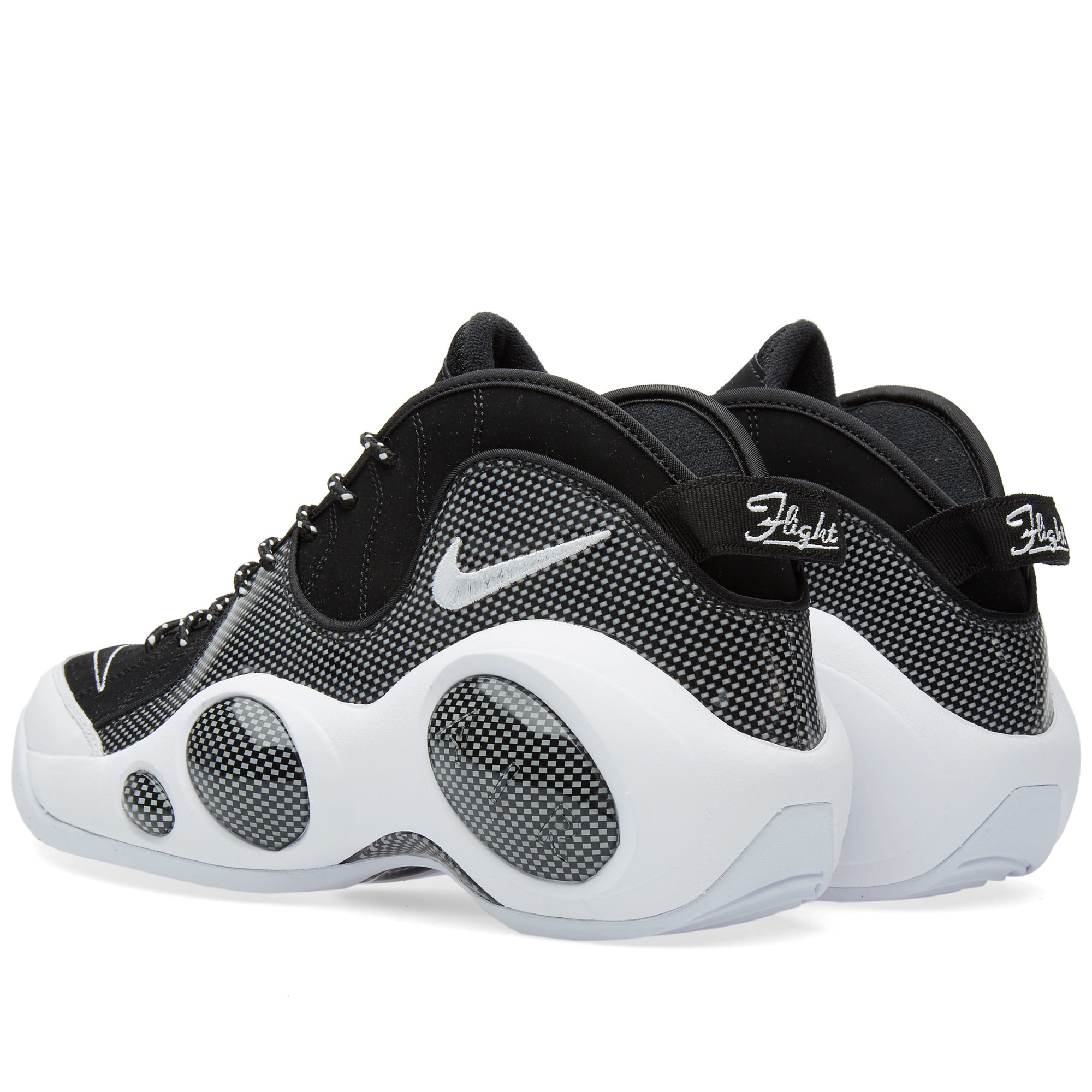 sale retailer eac6e 4a9e1 Nike Air Zoom Flight 95 SE Black, White   Metallic Silver   END.