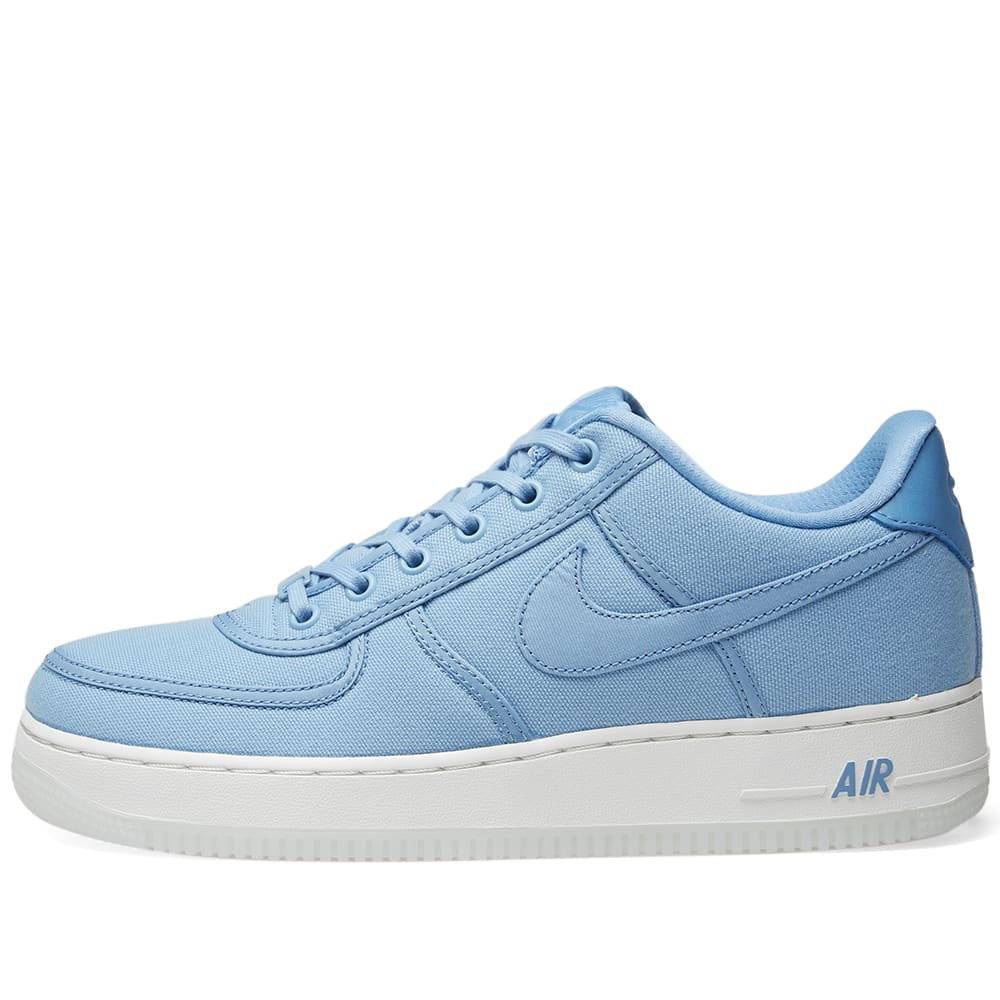 pretty nice 59ebd 87bbd Nike Air Force 1 Low Retro QS December Sky   Off White   END.