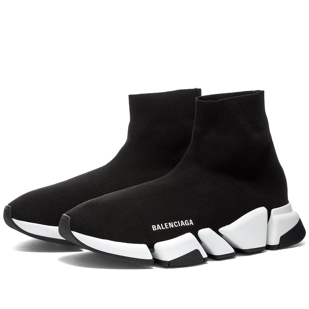 Balenciaga Speed.2 LT Black, White