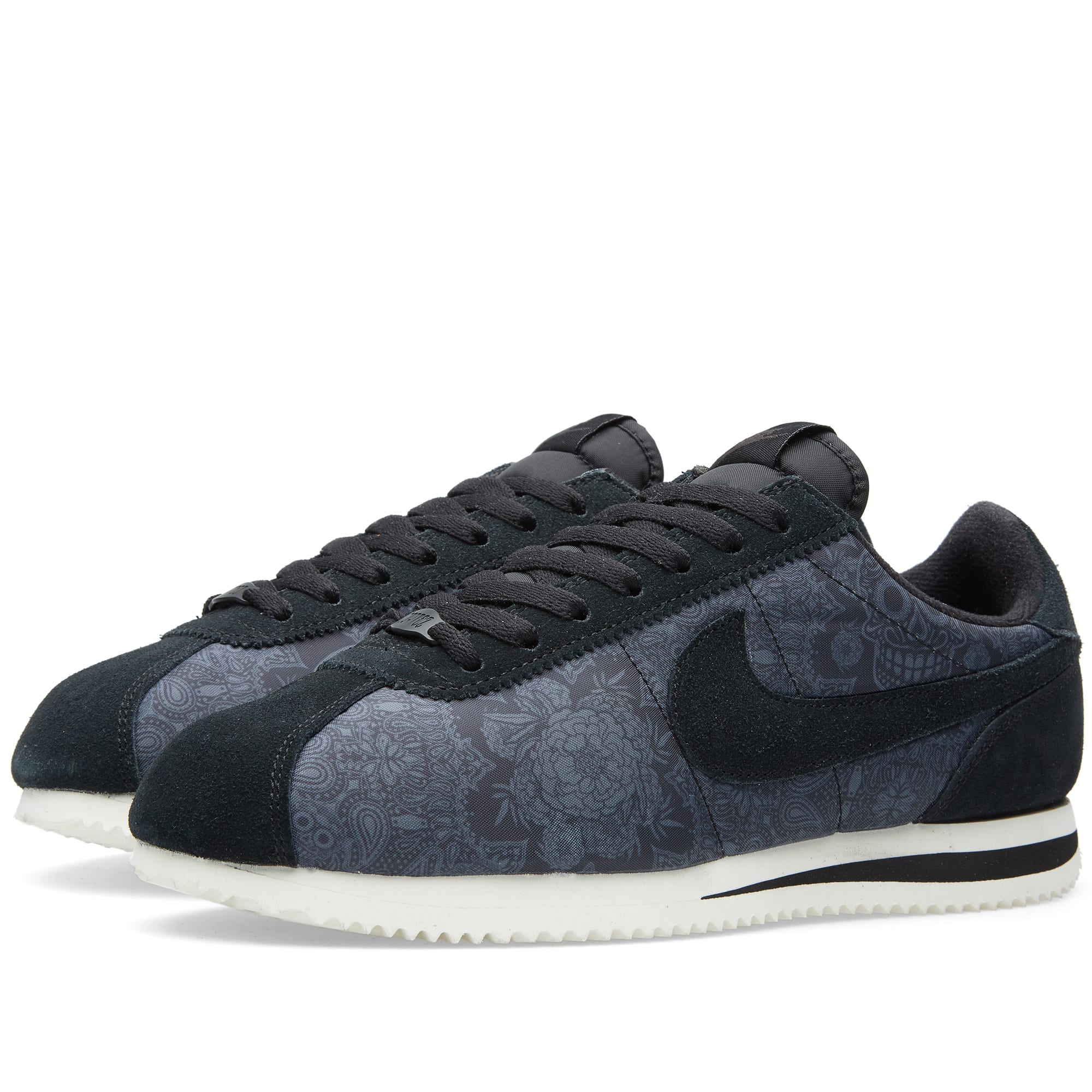 new product bb291 e1dc4 Nike Cortez Basic Premium QS 'Day of the Dead'