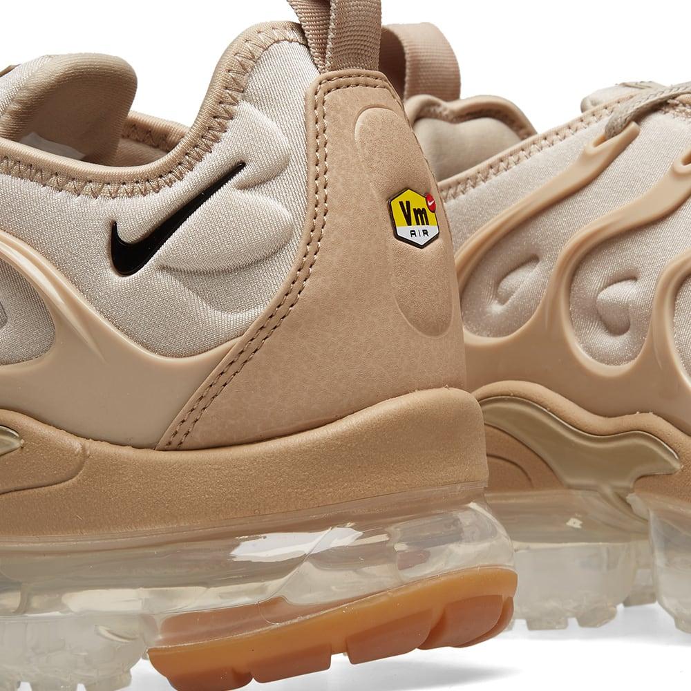 166d83c3c4f Nike Air VaporMax Plus String   Black Desert Gum