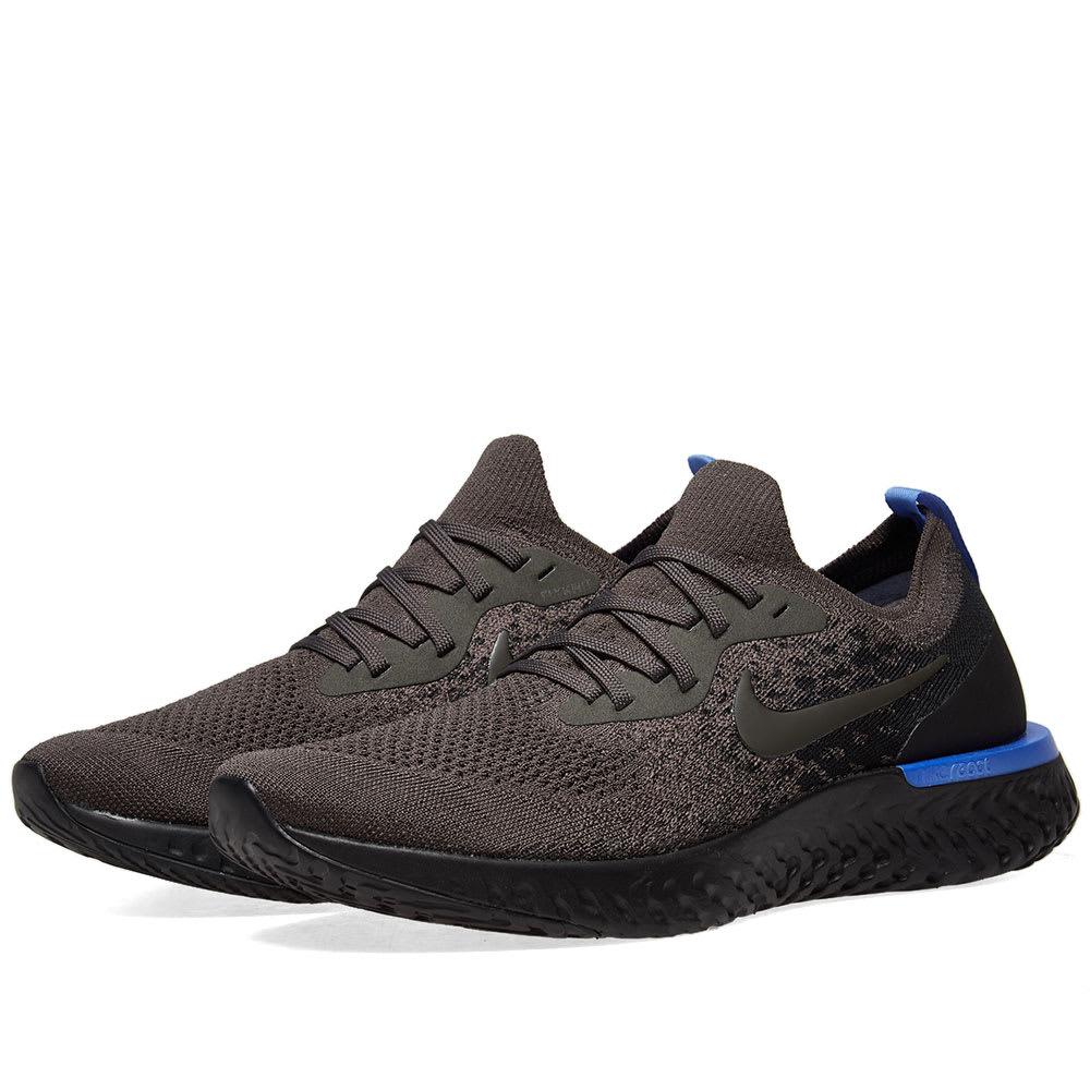 9174df6cc5780 Nike Epic React Flyknit W Newsprint