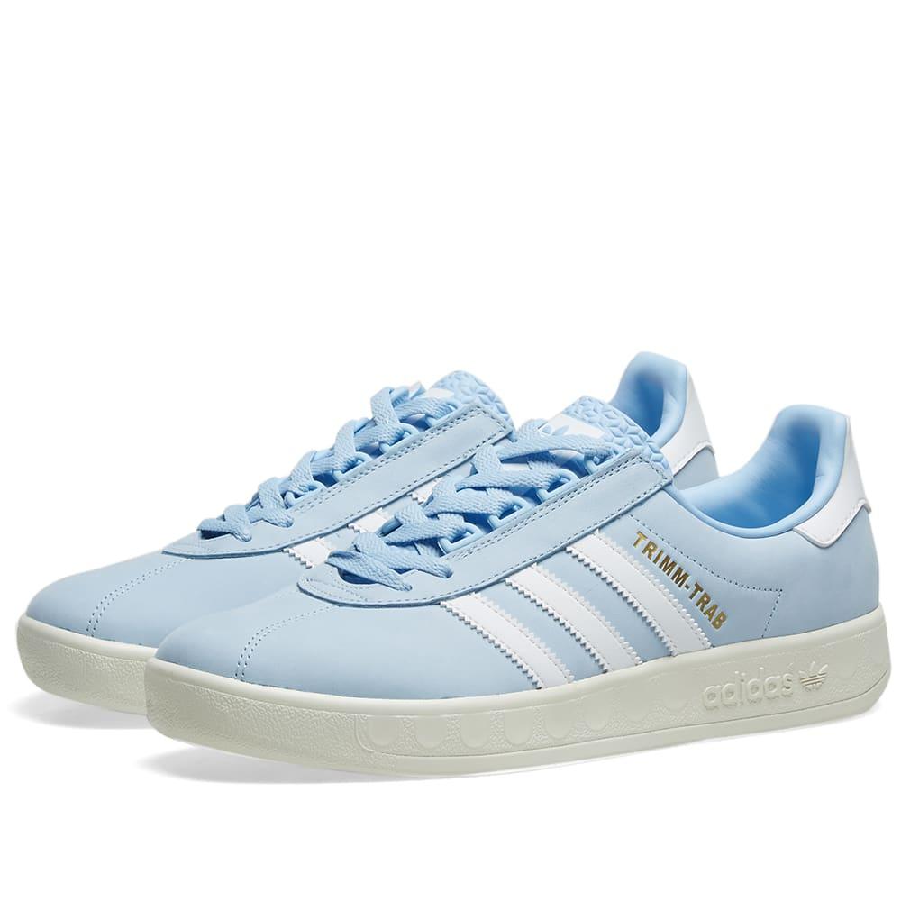 Educación escolar Escudriñar exposición  Adidas Originals Adidas Trimm Trab Samstag In Blue | ModeSens