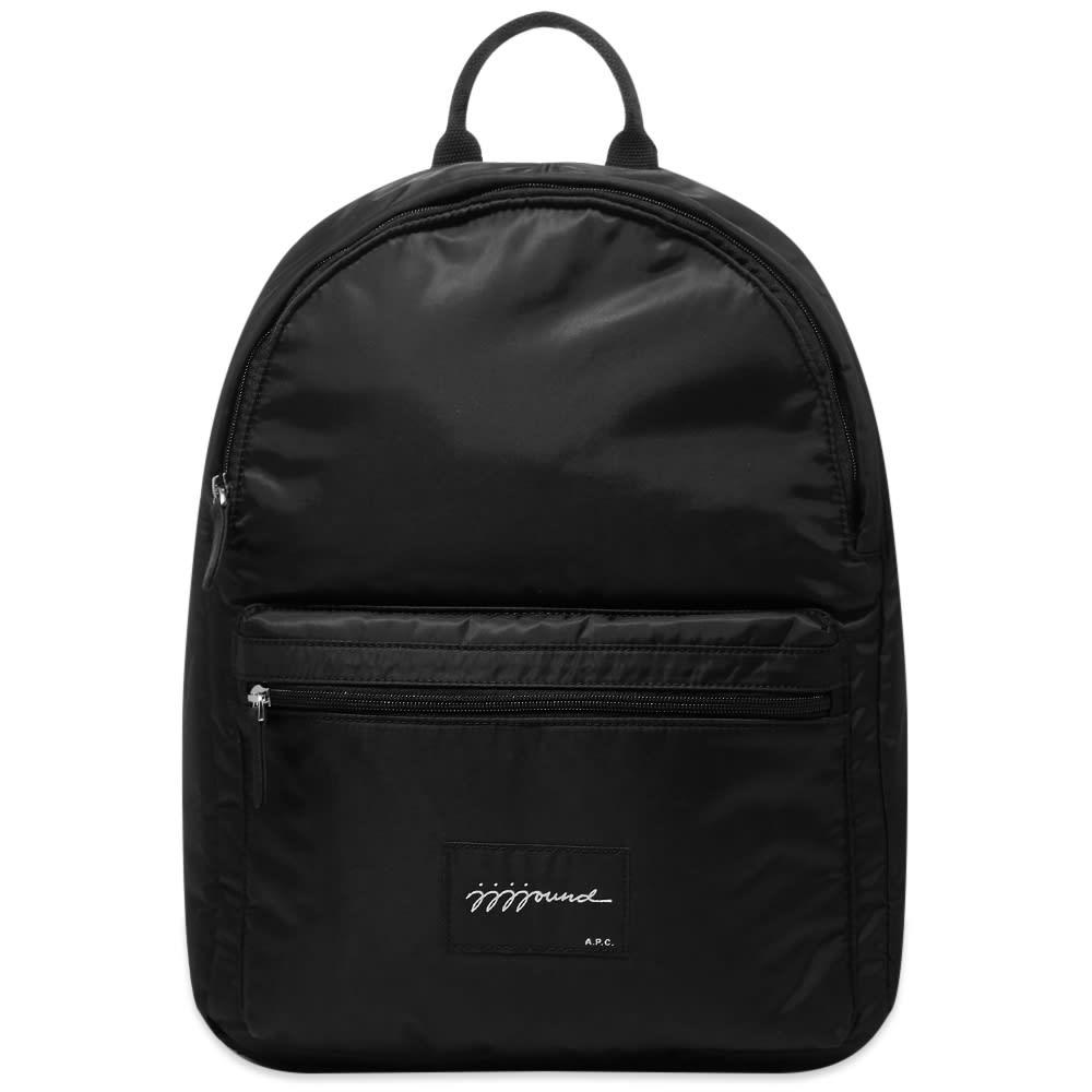 A.p.c. Backpacks A.P.C. x JJJJound Logo Backpack