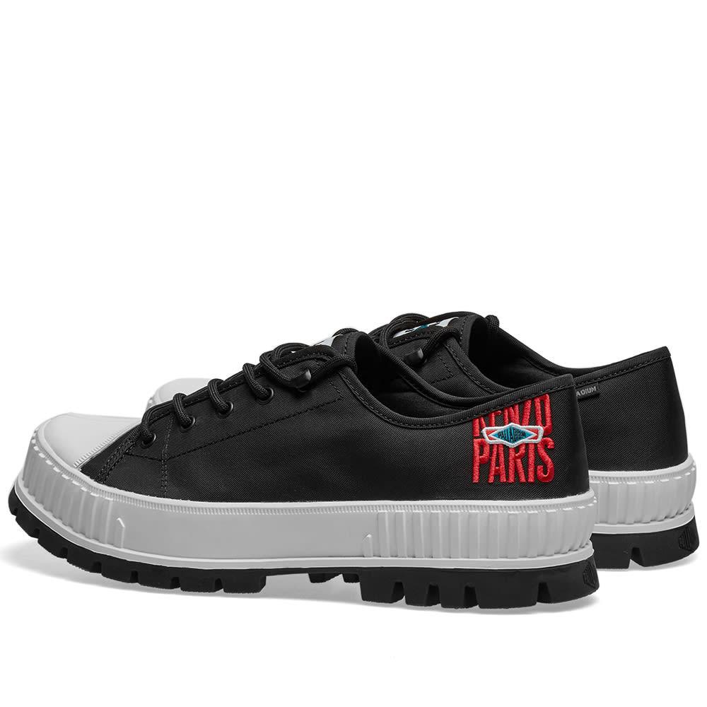 Kenzo x Palladium Men Low Top Sneaker