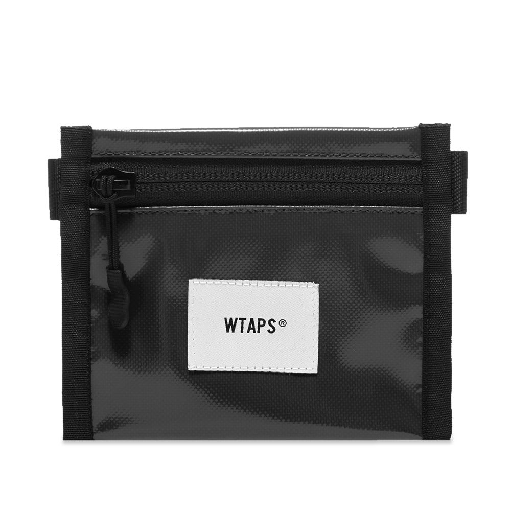 Wtaps Mag Coin Case In Black
