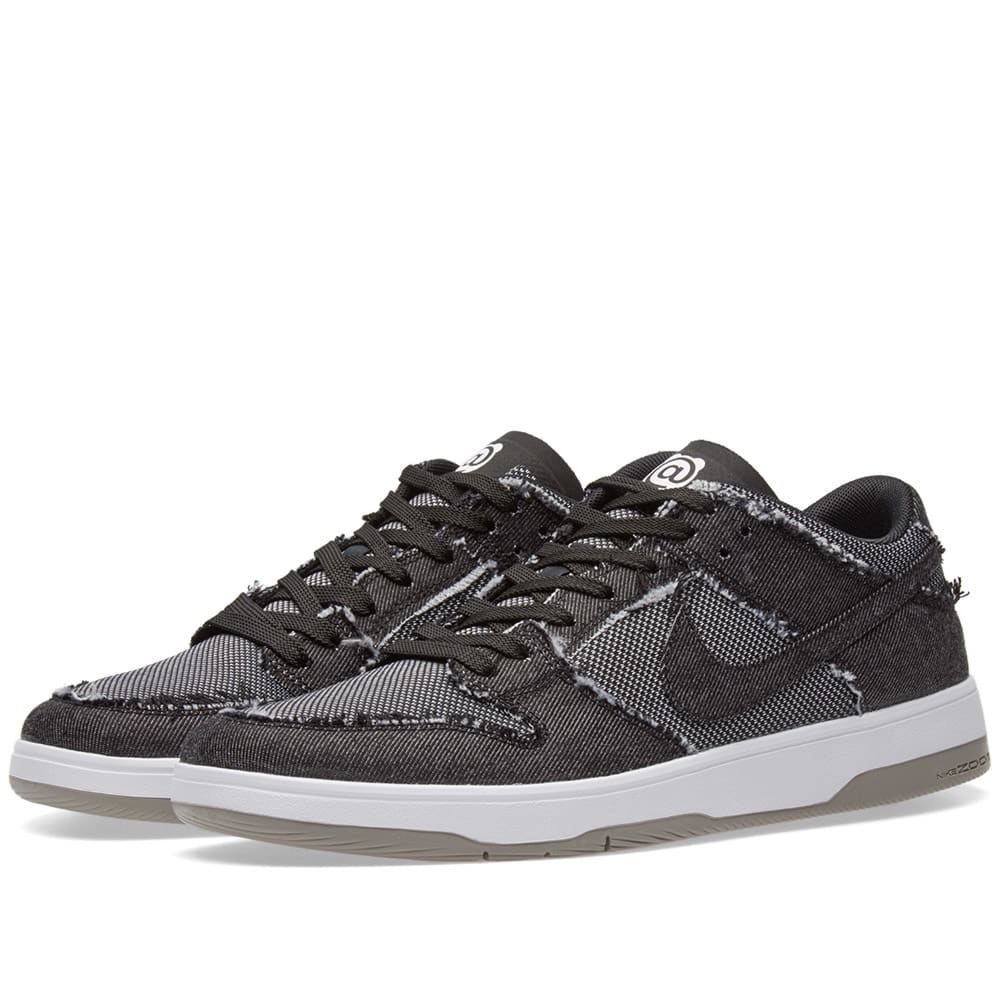 reputable site d8bc3 4ab5d Nike SB x Medicom Dunk Elite Low