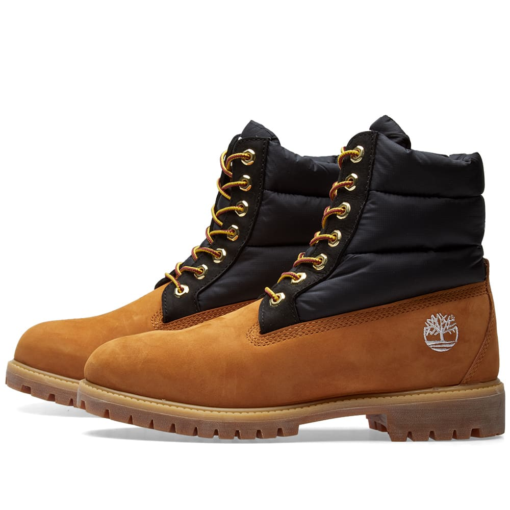c5bb8b5cb Timberland x The North Face 6 Eye Boot