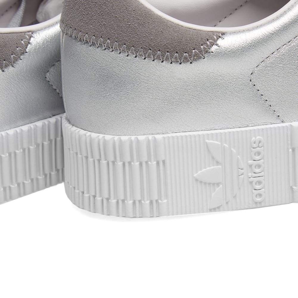 9e1d121bd74c Adidas Sambarose W Metallic Silver   Orchid Tint