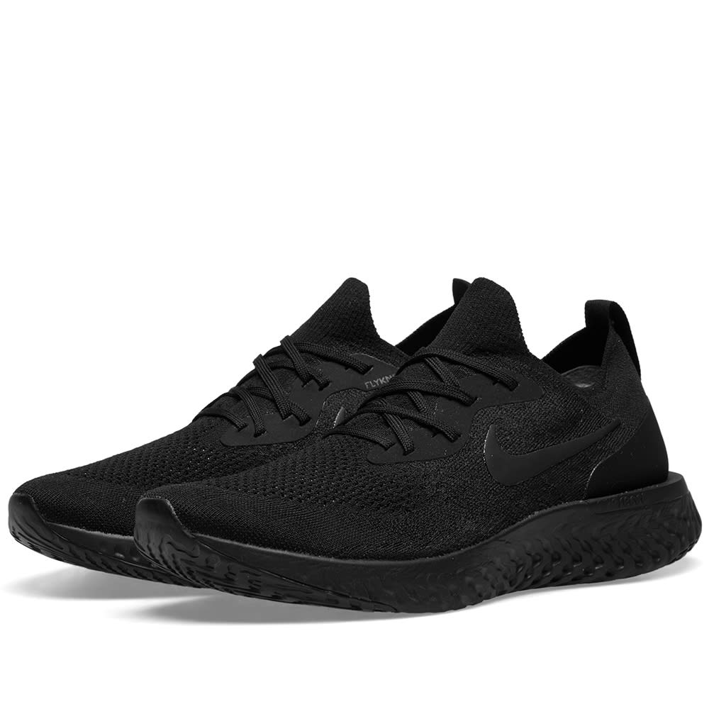 43ade564b81c Nike Epic React Flyknit Black