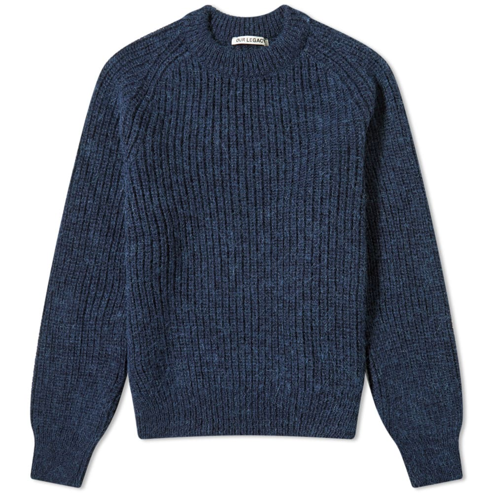 Our Legacy Heavy Chunk Knit by Our Legacy