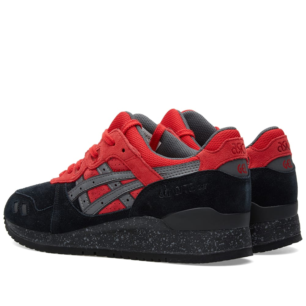 detailed look 6bb63 e1564 Asics Gel Lyte III 'Bad Santa'