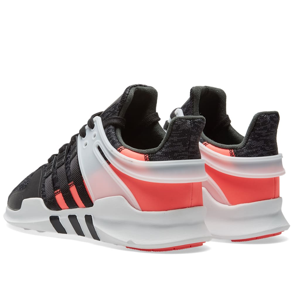 adidas eqt support adv 91 16 core black turbo. Black Bedroom Furniture Sets. Home Design Ideas