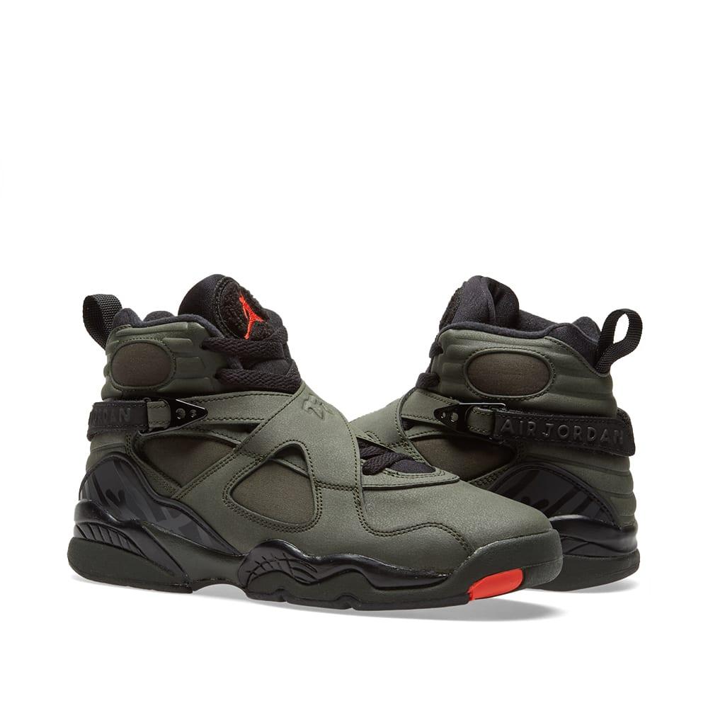 huge discount f6d64 47da3 Nike Air Jordan 8 Retro BG