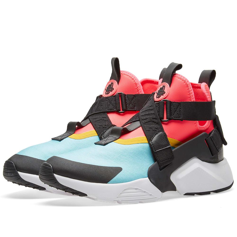 4b1385a1e75f9 Nike Air Huarache City W Aqua