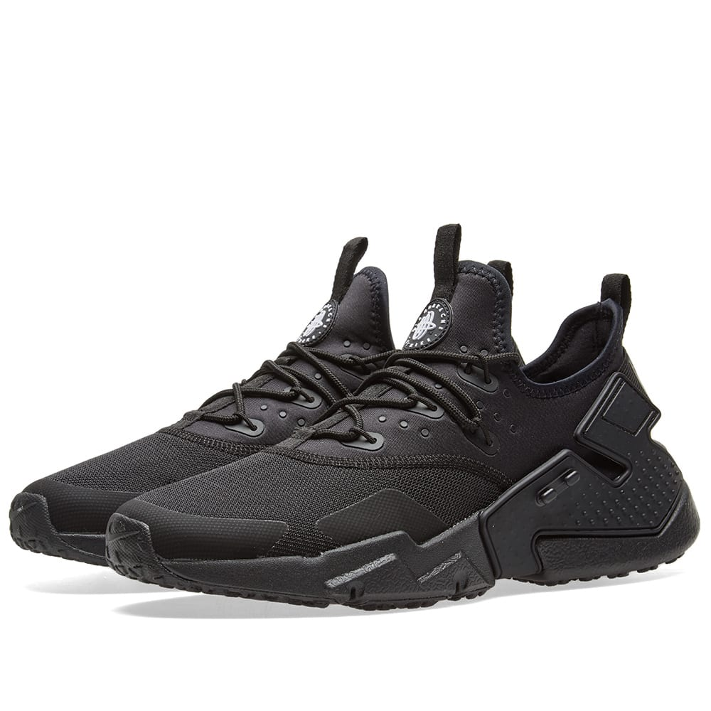 release date f47b1 9afcd Nike Air Huarache Drift Black   White   END.