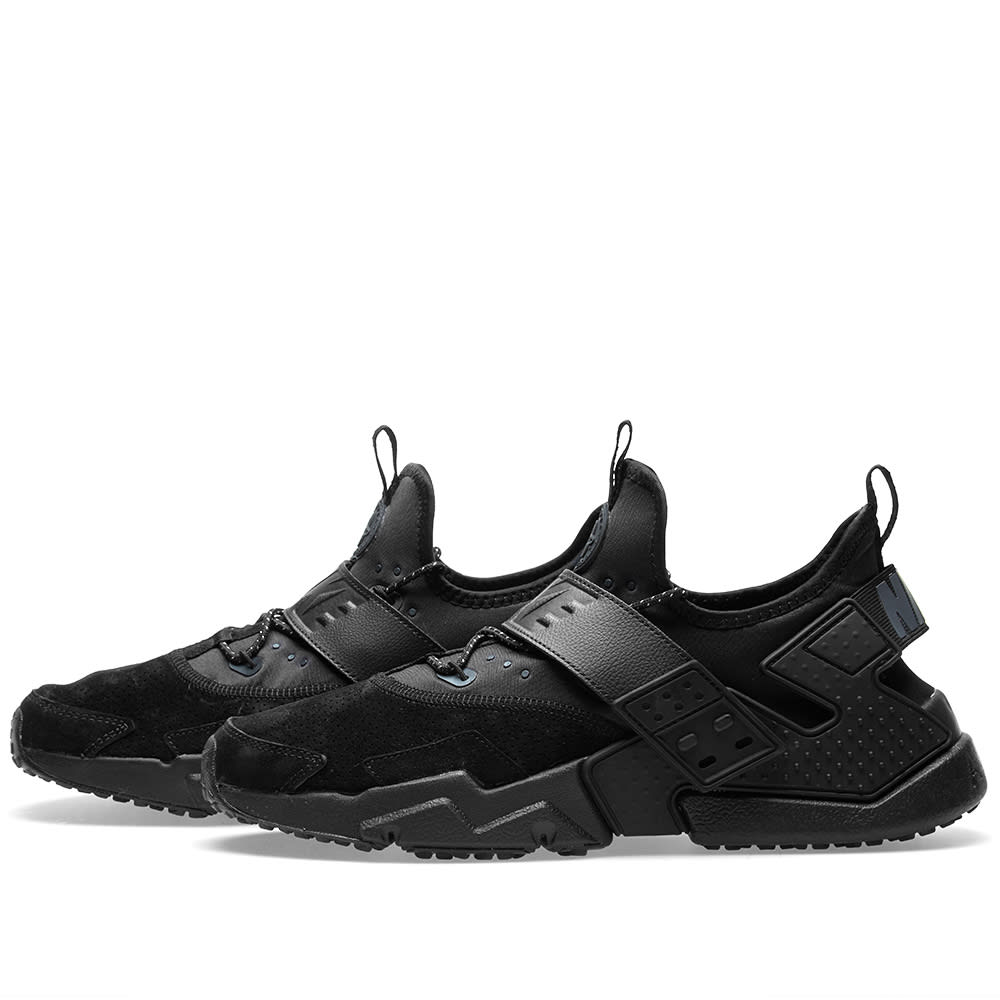 2c917d75ffeb Nike Air Huarache Drift Premium Black