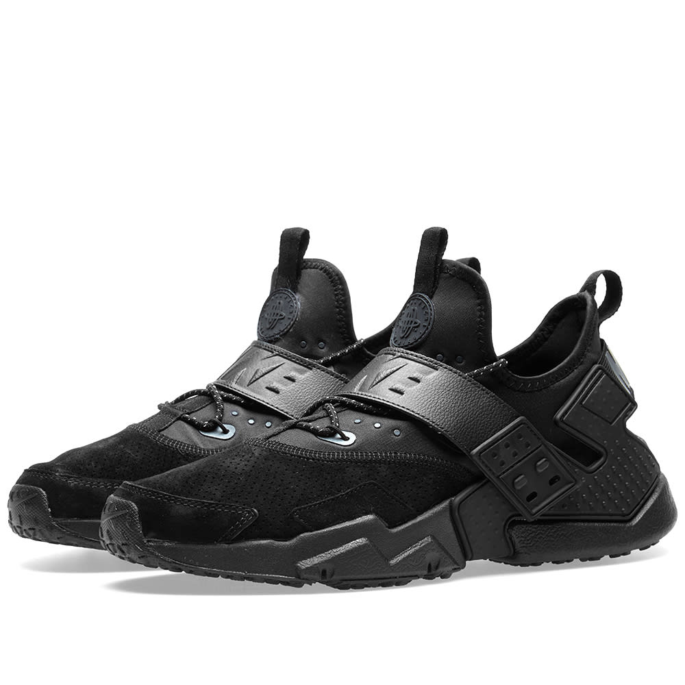8c9c44c325fb Nike Air Huarache Drift Premium Black