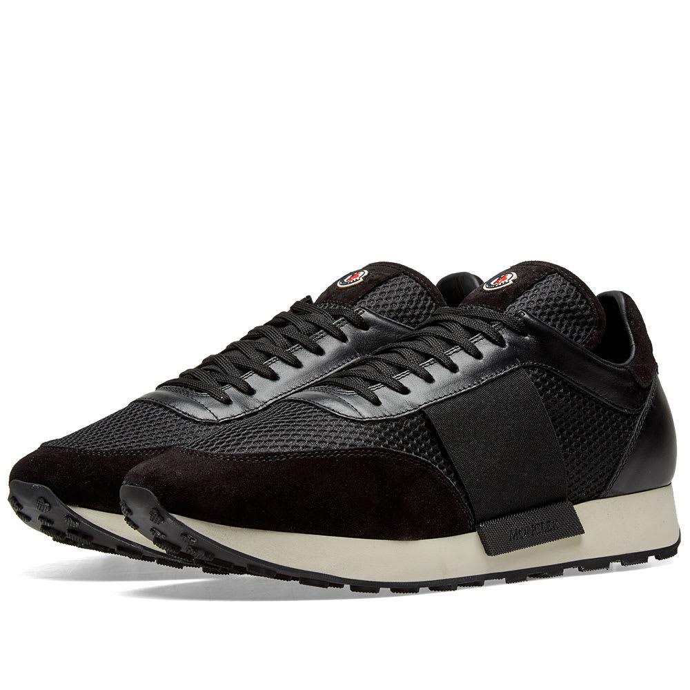 Moncler Horace Running Sneaker Black | END.