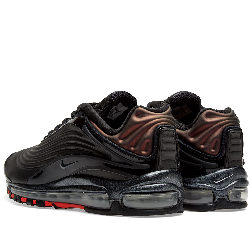 nike air max deluxe se black