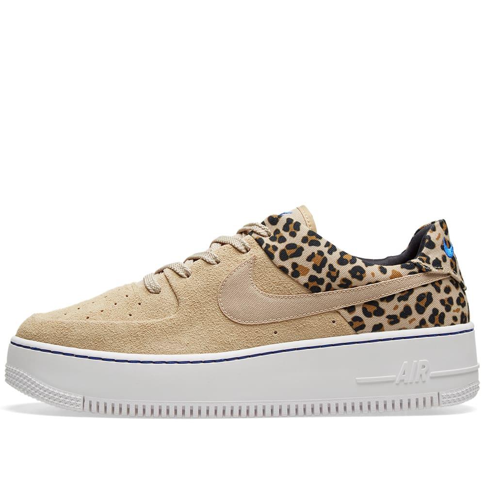 Nike Air Force 1 Sage Lo Premium 'Animal Pack'