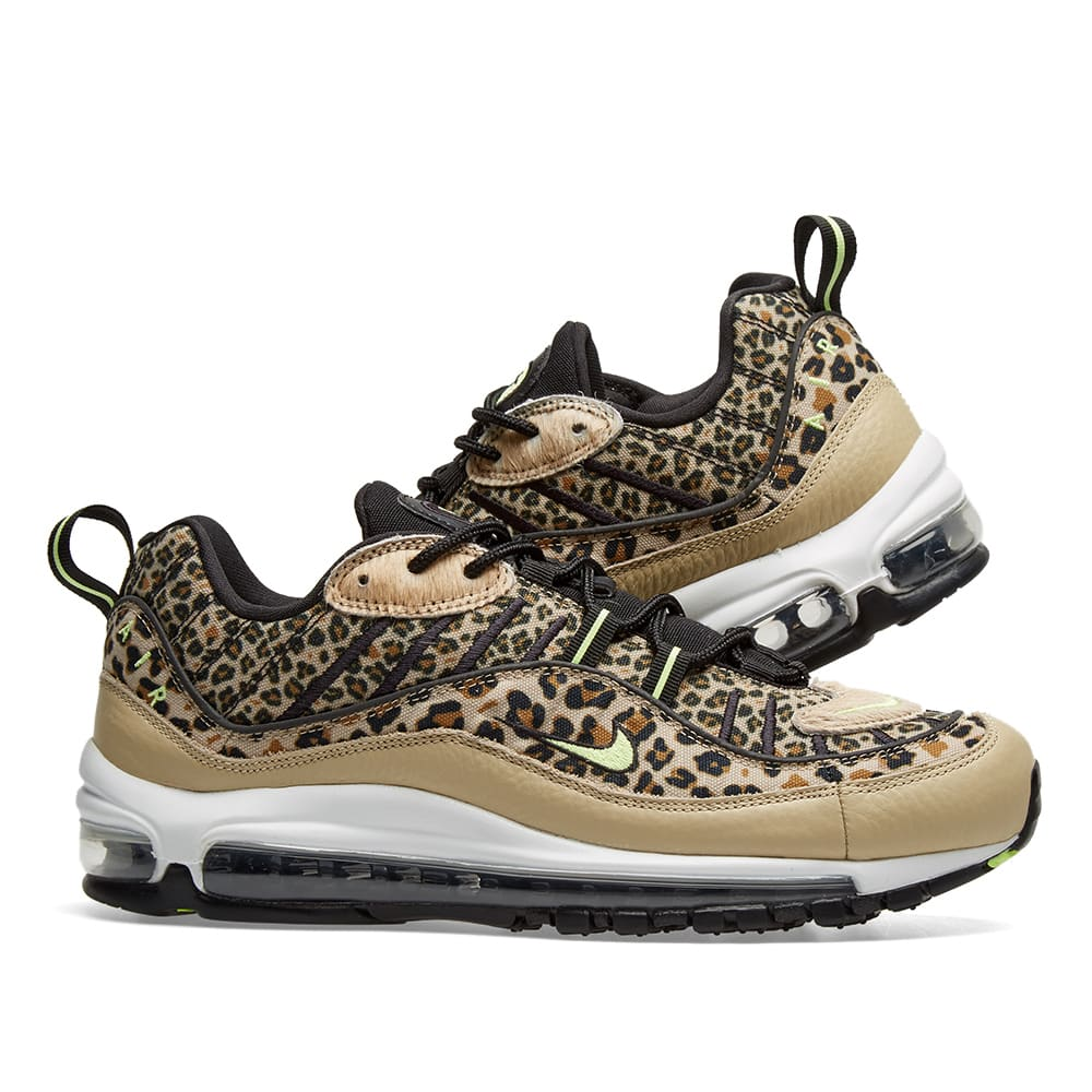 sports shoes 81139 cc8dc Nike Air Max 98 Premium W  Animal Pack