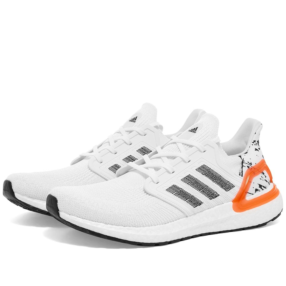 adidas Ultraboost 20 shoes white