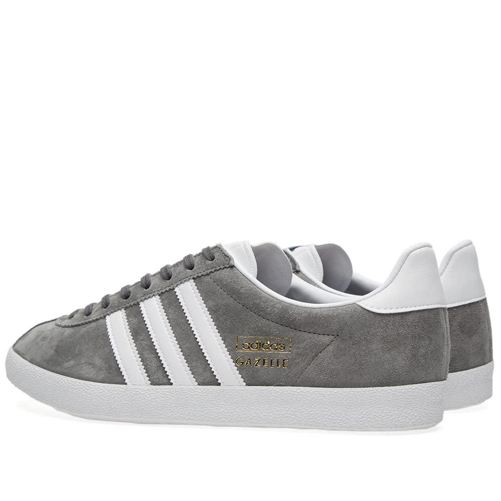 Adidas adidas GAZELLE OG Gazelle [G51304] men's women's sneakers