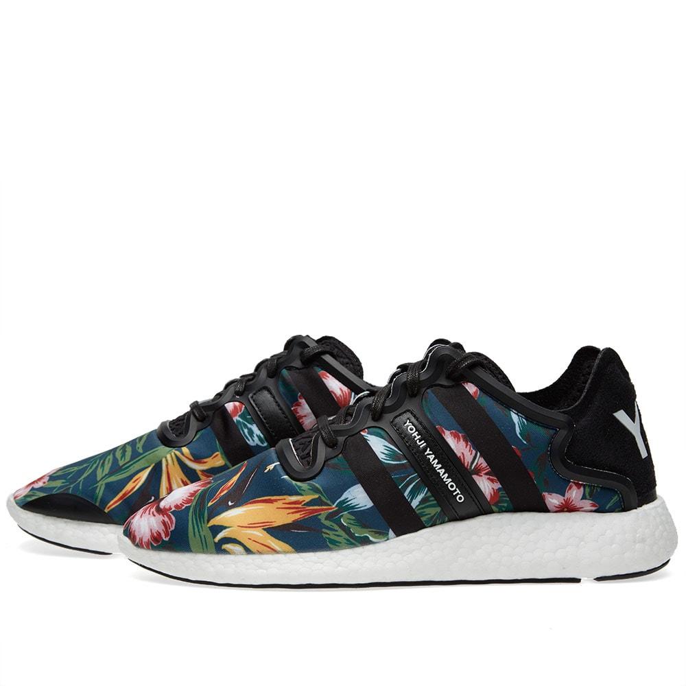 adidas y3 floral boost The Adidas