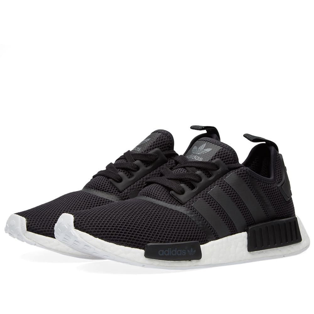 3eb4fefdf0f17 Adidas NMD Runner Black