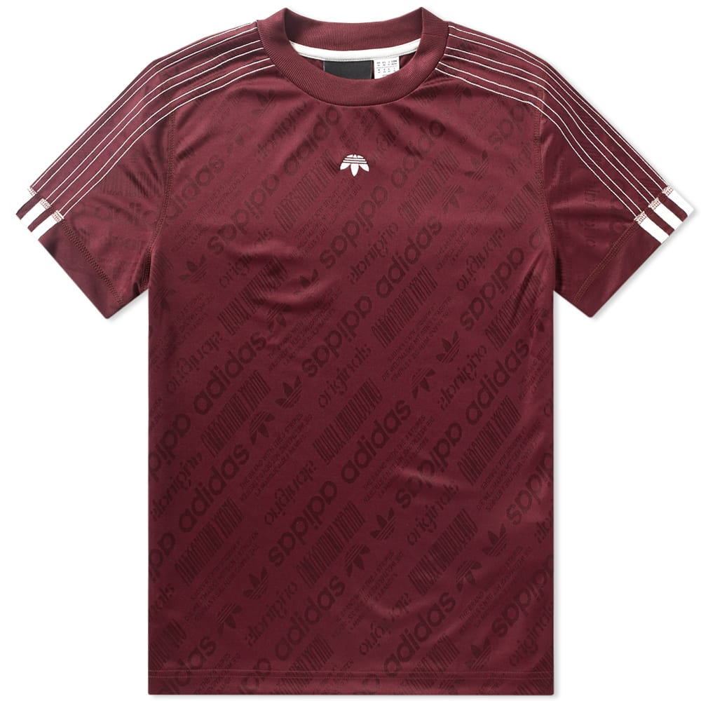 Adidas x Alexander Wang Soccer Jersey