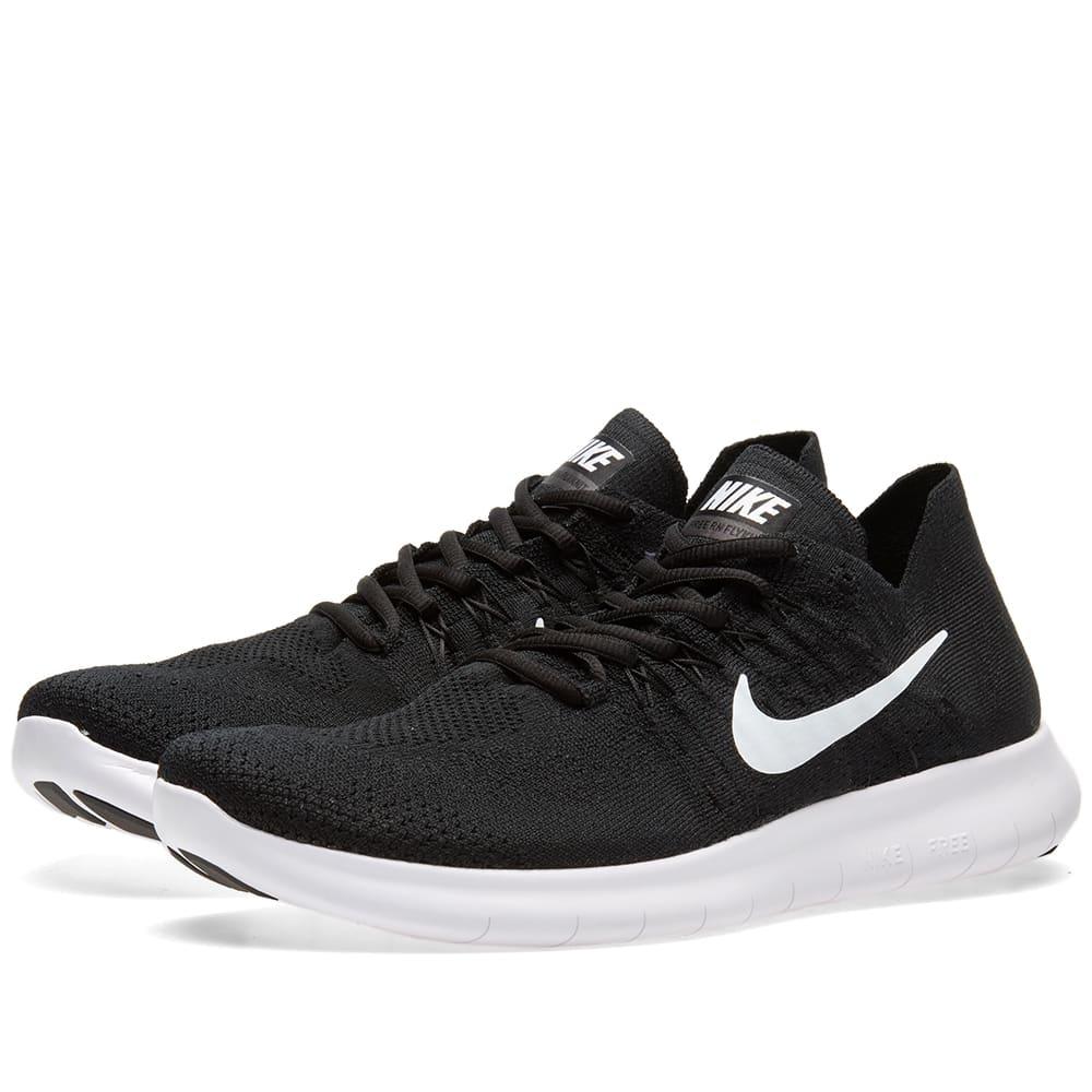 f8346c80b8e0 Nike Free RN Flyknit 2017 Black