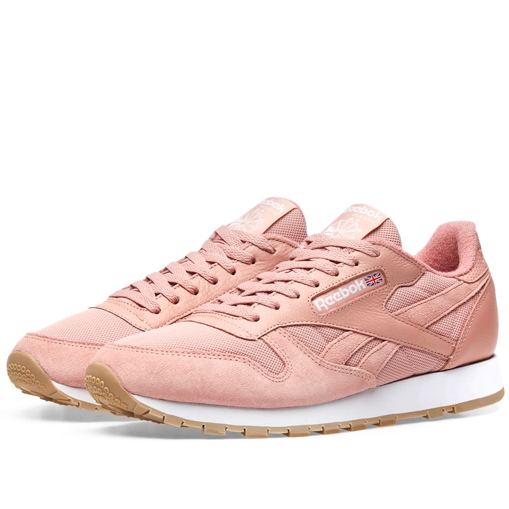 wholesale dealer 12941 e7bbf Reebok Essential Pastel Classic Leather