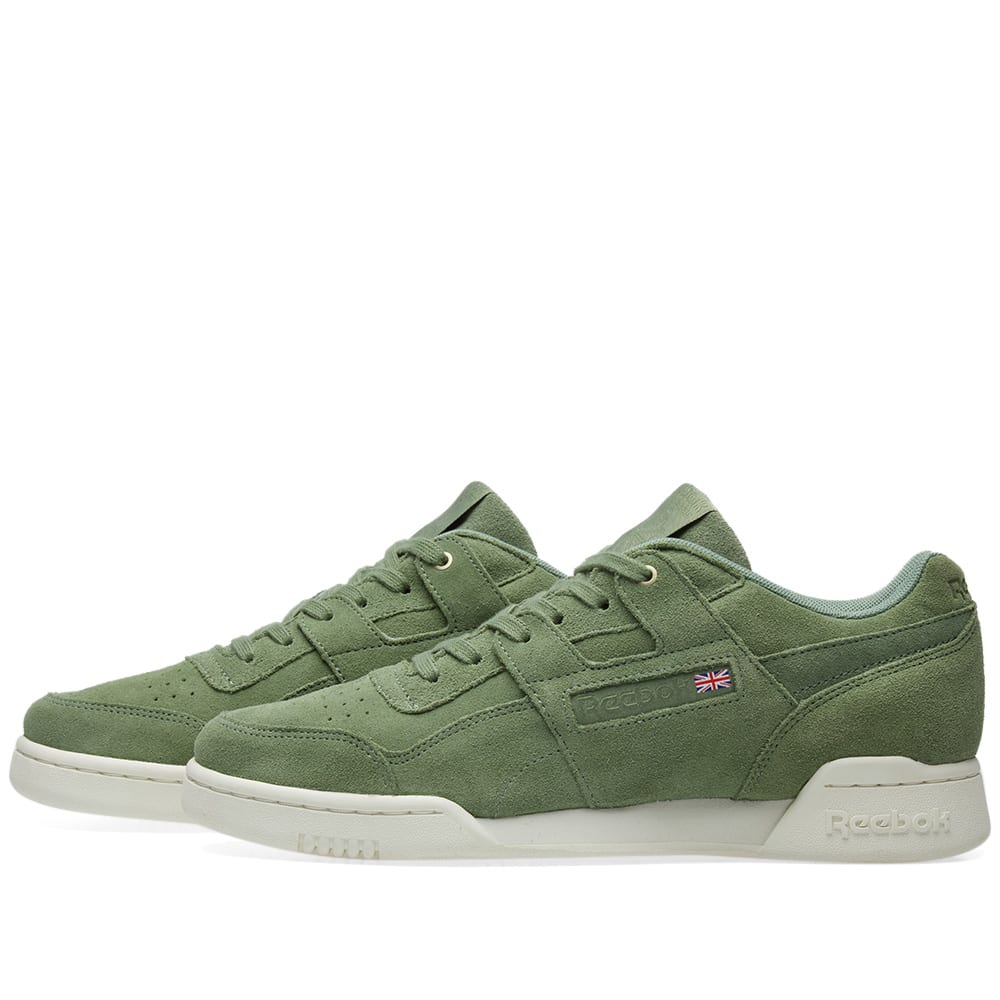 50% price choose original durable in use Reebok x Montana Cans Workout Plus