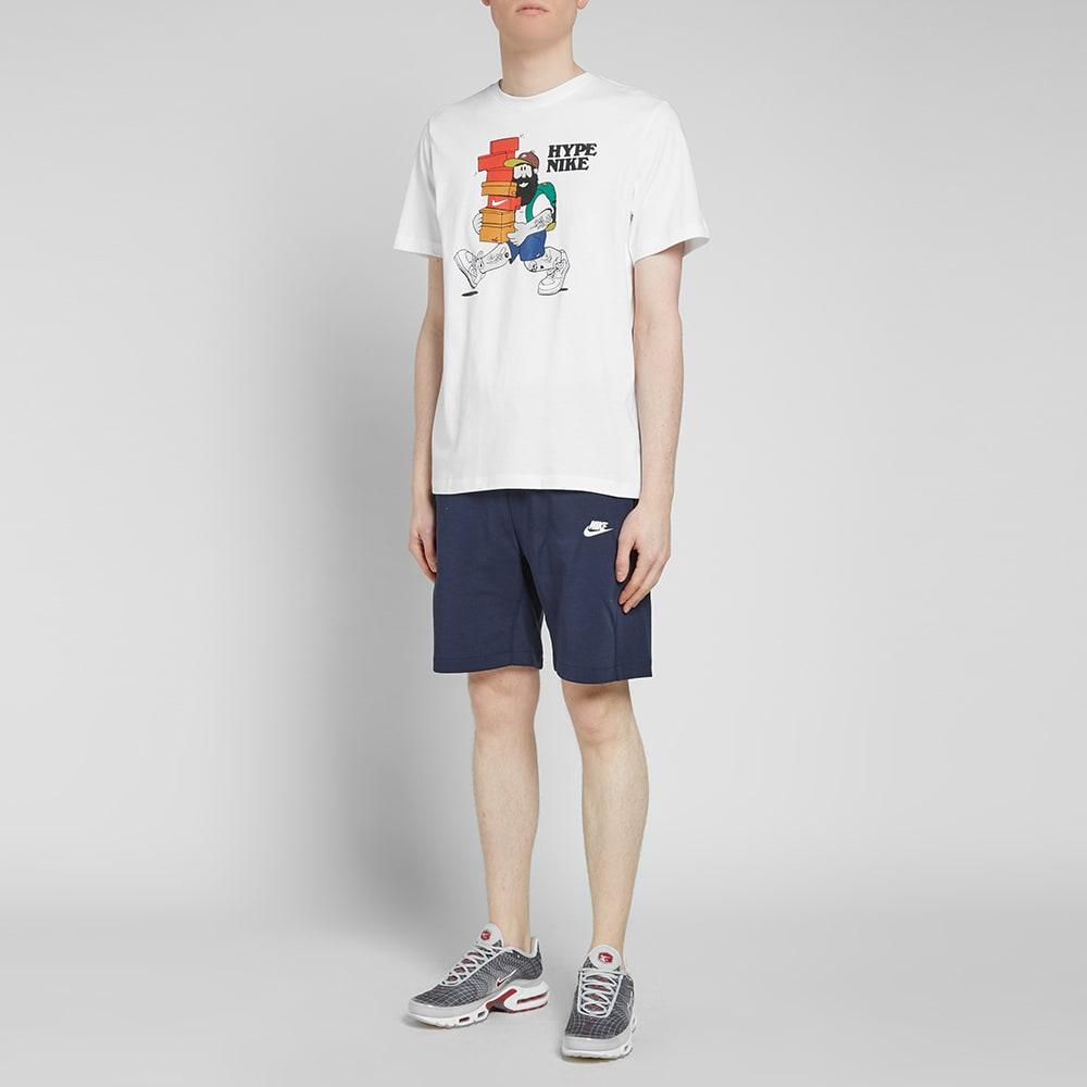 online store eca70 8e2dd Nike Hype Man Tee White   END.