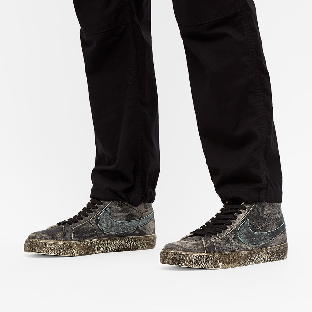 Nike SB Zoom Blazer Mid PRM Faded