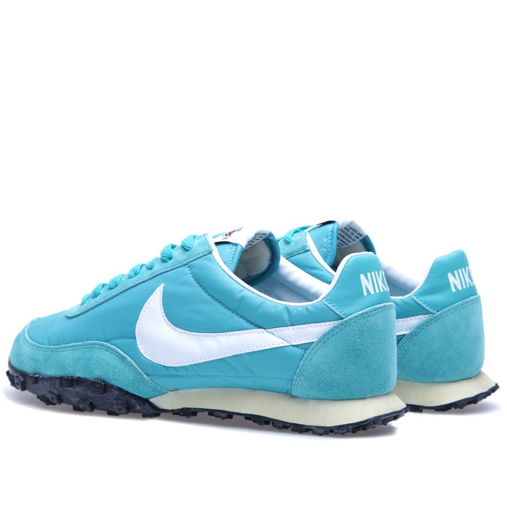 pretty nice 279eb 22c05 Nike Waffle Racer VNTG Sport Turquoise   White   END.