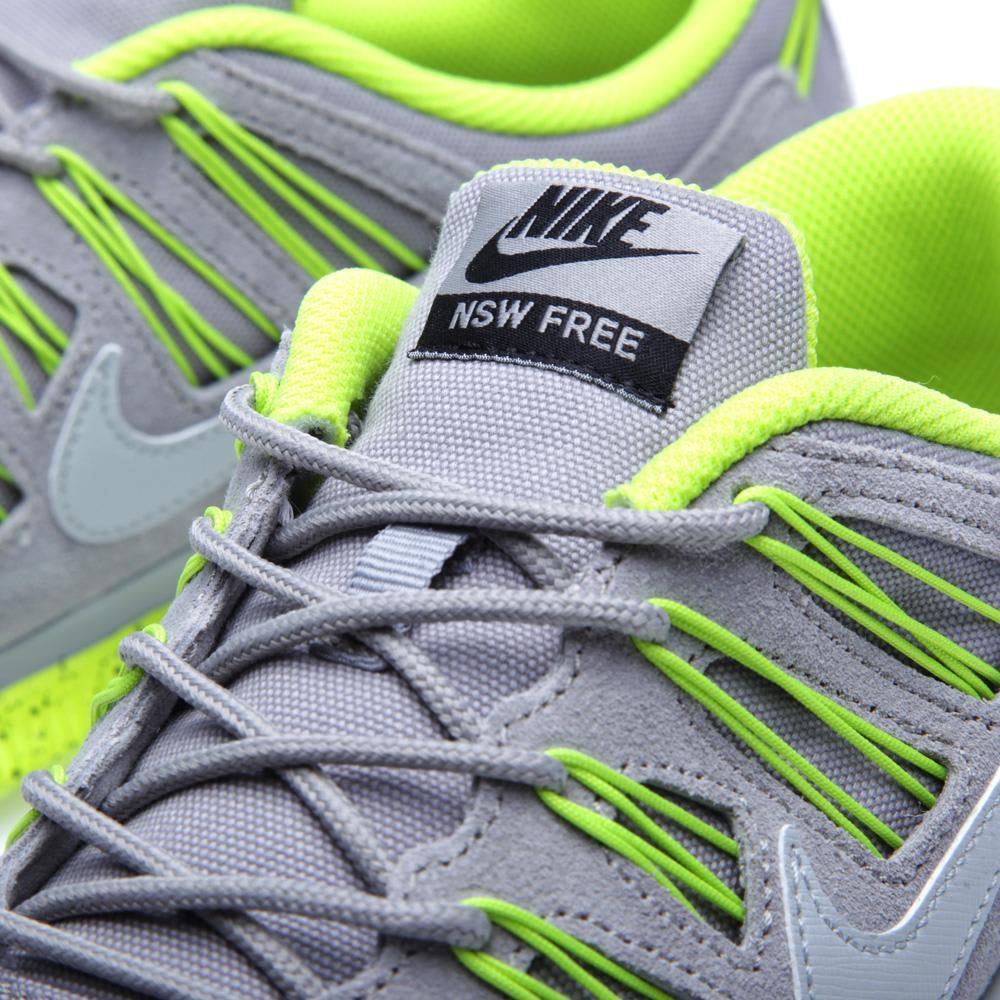 Nike Free 5.0 EXT Medium Grey \u0026 Strata