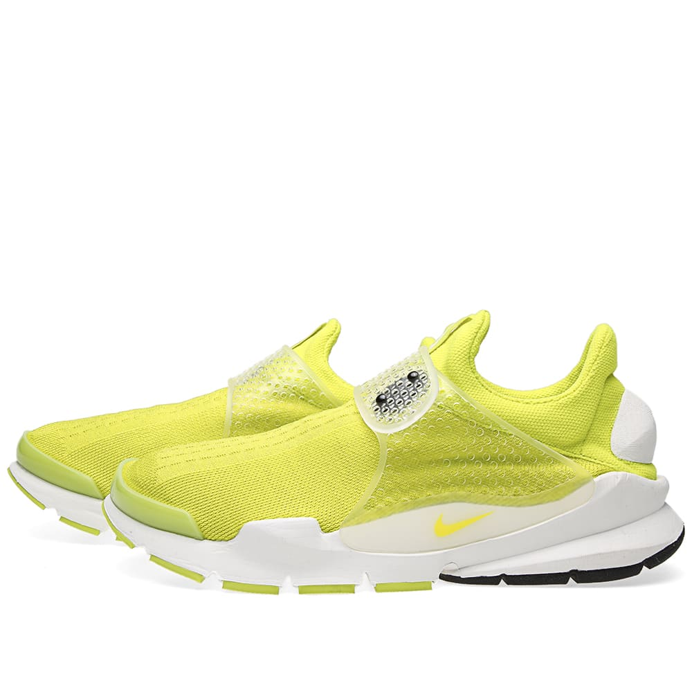 sports shoes 48ab3 d318d Nike Sock Dart SP. Neon Yellow ...