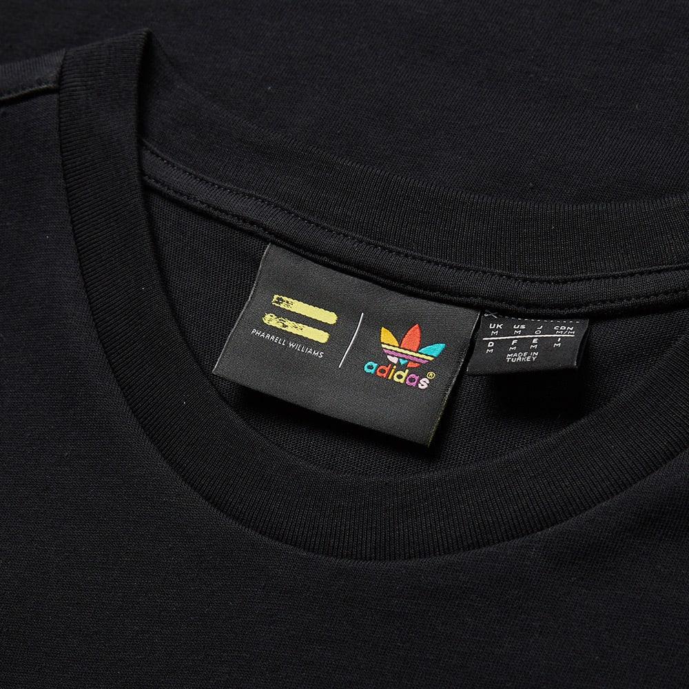 ee324cc761bea Adidas x Pharrell Williams Flower Border Tee Black