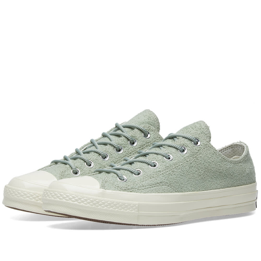 36a014a61082 Converse Chuck Taylor 1970s Ox Terry Pack Surplus Sage   Driftwood ...