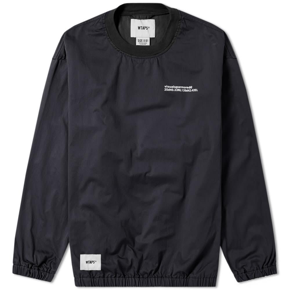 WTAPS Wtaps Smock Jacket in Black