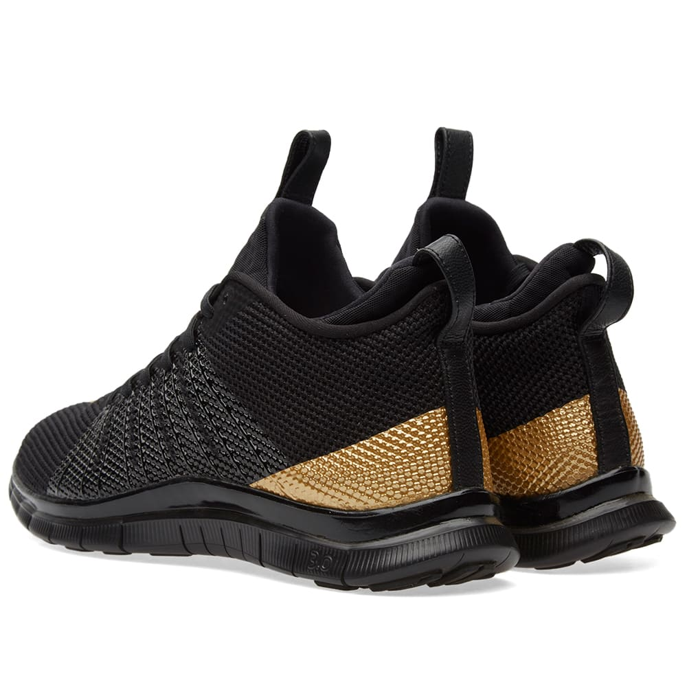 097494cc70e Nike x Olivier Rousteing Free Hypervenom 2 QS Black   Metallic Gold ...