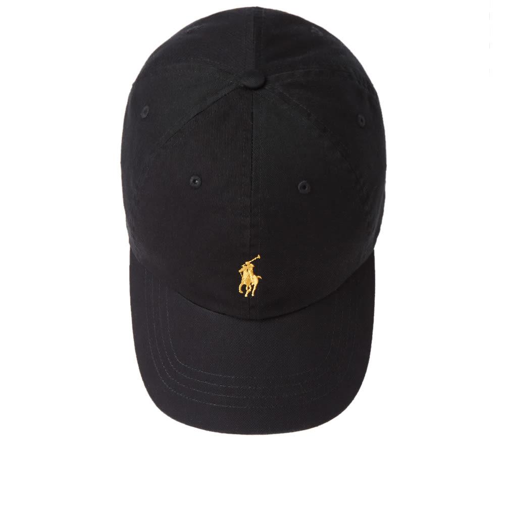 55e2b120f55 polo ralph lauren classic sport cap polo black amp gold. new era flawsheen  3930 new york yankees ...